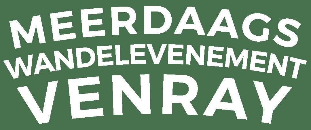 Meerdaags Wandelevenement Logo Tekst