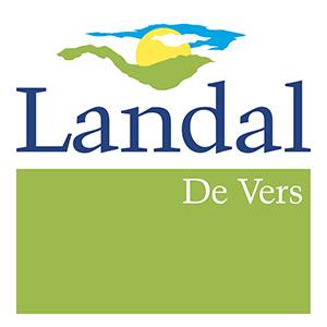 Logo Landal De Vers overnachten wandelevenement Venray