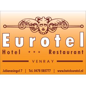 Hotel Eurotel overnachten Wandelevenement Venray
