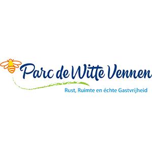 Logo Parc de Witte Vennen overnachten Wandelevenement Venray