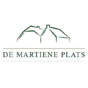 Logo De Martiene Plats overnachten Wandelevenement Venray
