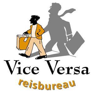 Reisbureau Vice Versa Logo